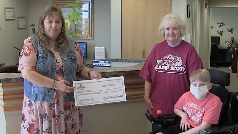 Rural Radio Scottsbluff Drive-Thru BBQ Fundraiser Tops $2,000 for Camp Scott
