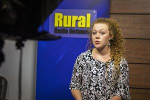 Voichoskie joins Rural Radio Network broadcast team