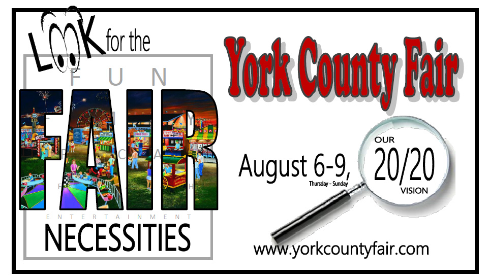 York County Fair to Take Place with Some Modifications