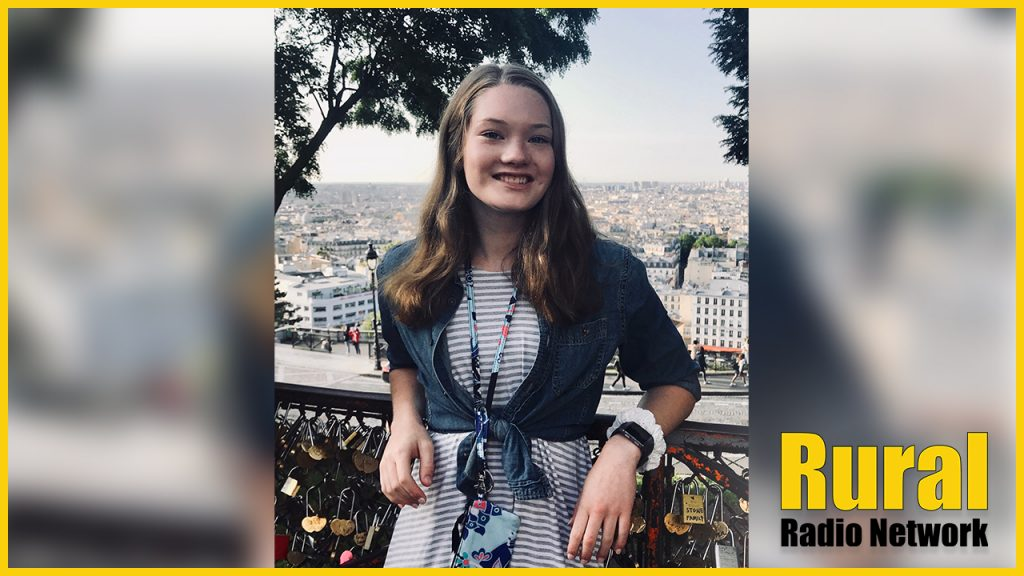 (AUDIO) Pender student receives $1,000 grant to expand FFA project
