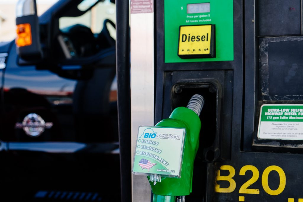 Renewable Fuels Month spotlights benefits of homegrown fuel options