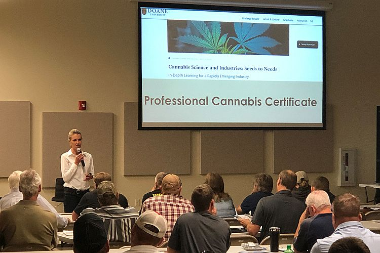 Doane University expands Cannabis course offerings
