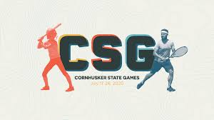 (AUDIO) 2020 Cornhusker State Games to be held in July