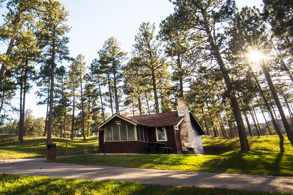 Game and Parks to restore limited overnight lodging in park cabins June 18