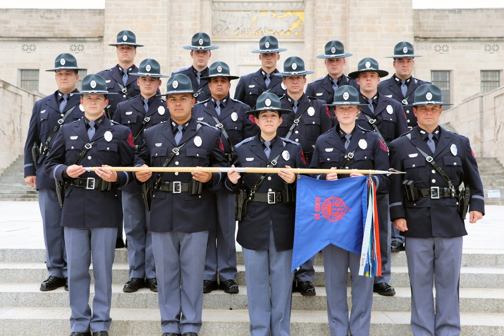 Nebraska State Patrol Graduates 62nd Recruit Class
