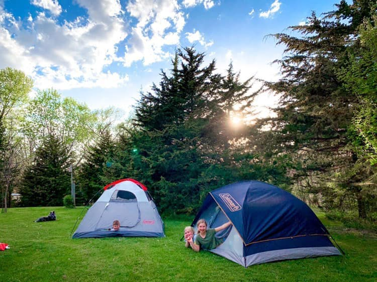 Camp At Home, Nebraska, winner announced