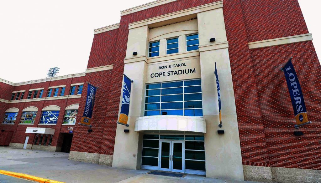 UNK plans Cope Stadium outdoor commencement for July 31