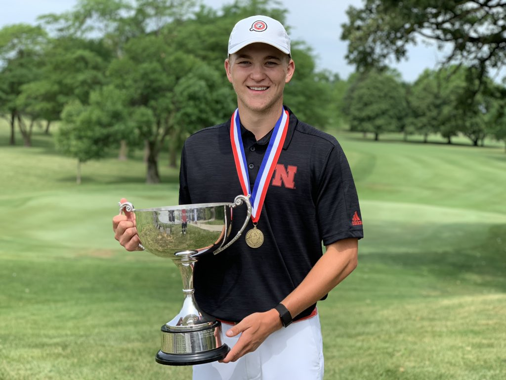 Husker Signee Malleck Wins Nebraska Junior Match Play Championship