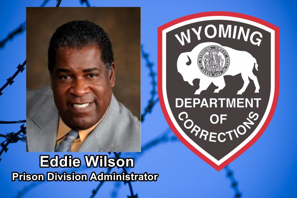 Wyoming Department of Corrections Announces  New Prison Division Administrator