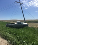 Rural Pilger woman involved in Accident