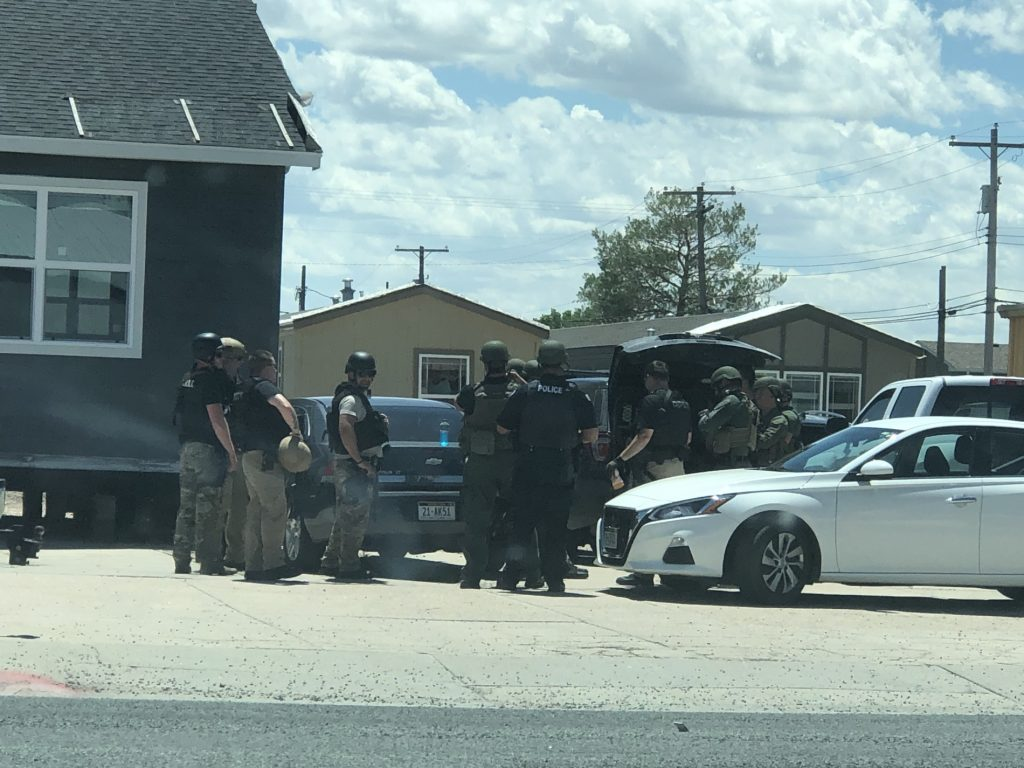 SWAT Training Occurring This Week in Scottsbluff