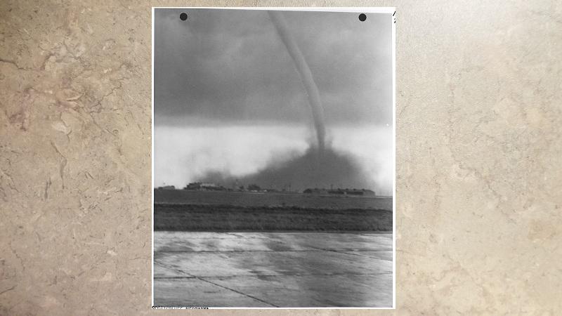 June 27 is 65th Anniversary of 'Devastating' Tornado that hit Scottsbluff, Scotts Bluff Co.