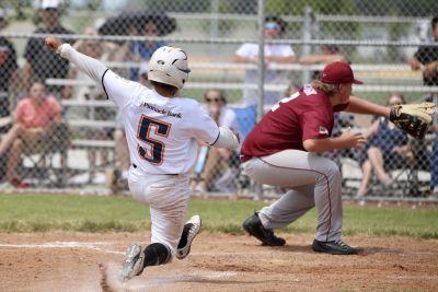 Legion baseball gets undeway