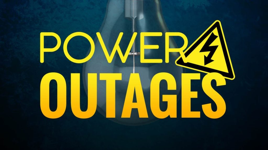 Recent Weather Events Leave Many Panhandle Customers Without Power