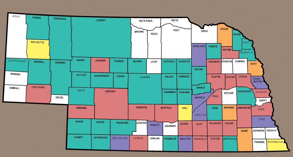 MAP: Status of county fair celebrations across Nebraska