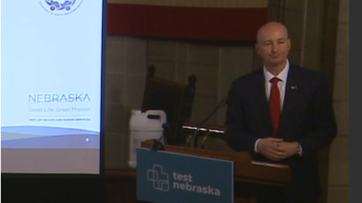 Ricketts: Prison Overcrowding Emergency Doesn't Mean Mass Releases