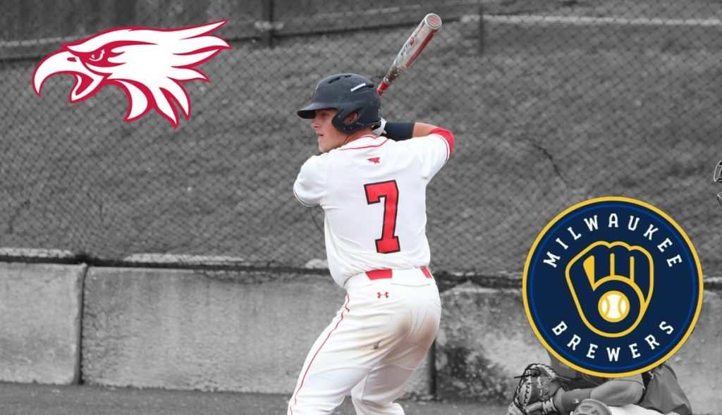 Former NECC Baseball All-American Signs With the Milwaukee Brewers