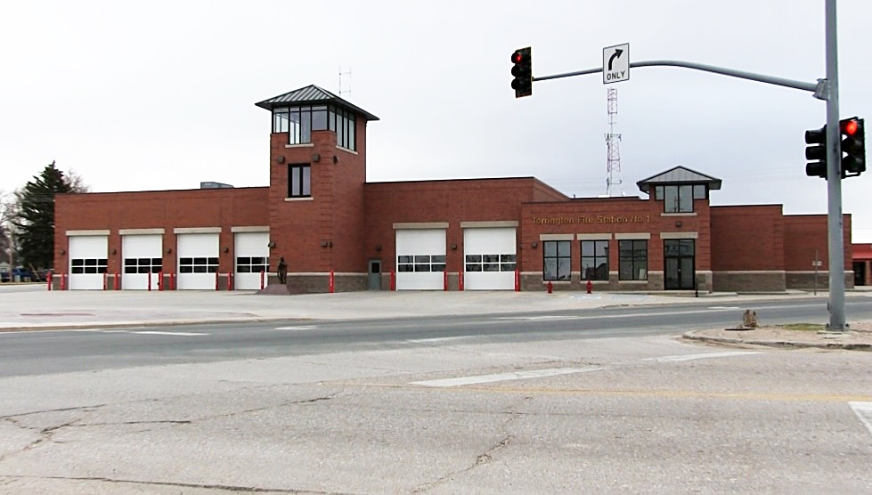 Aerial Platform Fire Truck Coming To Torrington