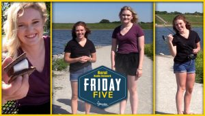 Summer Road Trippin' | Friday Five | June 26, 2020