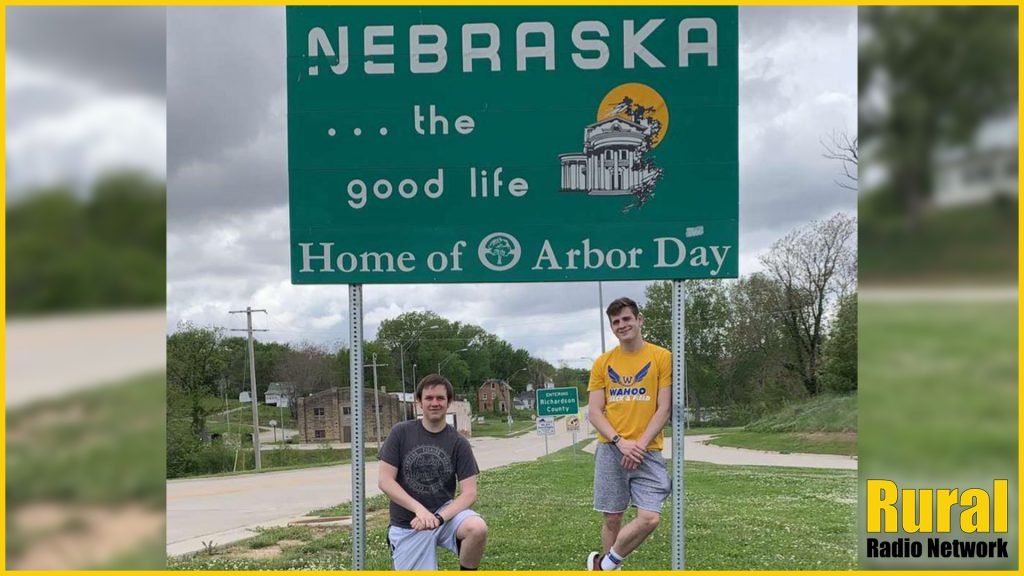 (Audio) Two Wahoo natives launch 'Visit 531 Nebraska' during quarantine