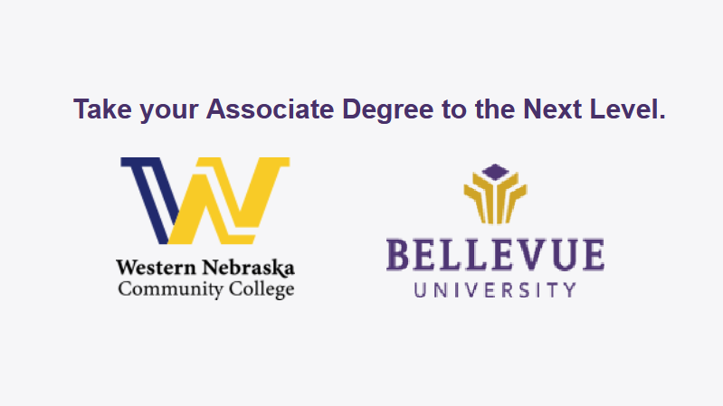 New Opportunity for WNCC Graduates to Earn Bellevue University Bachelor's Degrees