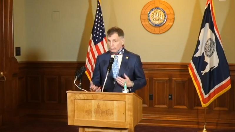 Wyo. Gov. Gordon Tells Agencies to Prepare Deeper Budget Cuts