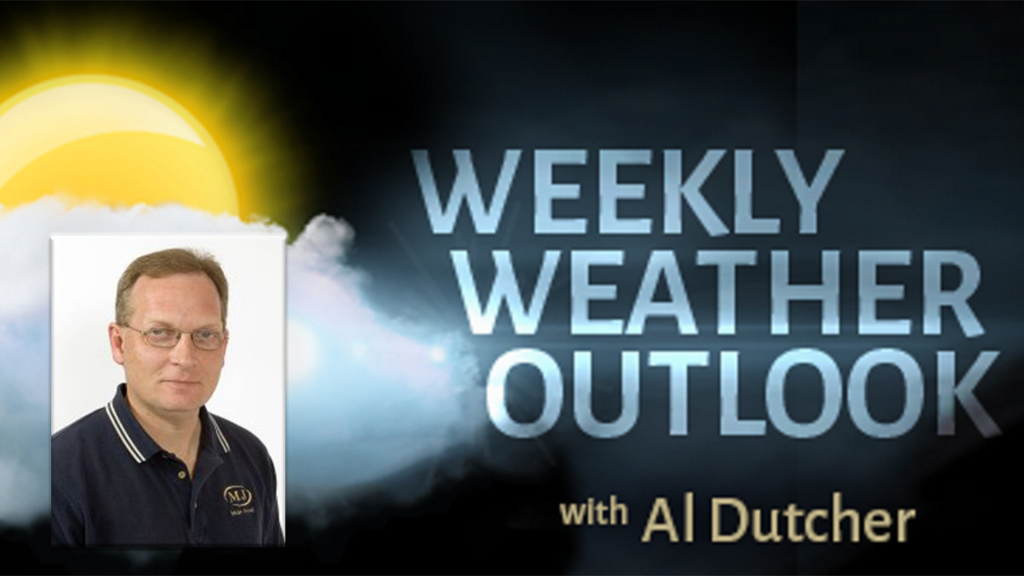 VIDEO: Expect More Heat and Rain | Weekly Weather Forecast with Al Dutcher