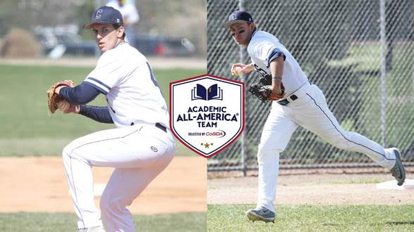 Little, Sautel named to CoSIDA Academic All-America Team