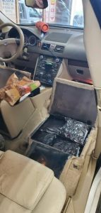 Traffic Stop Near York Results in 100 Pounds of Marijuana Found