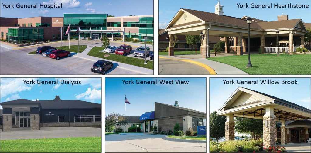 York General Recognized as one of the Best Places to Work in Healthcare in 2020
