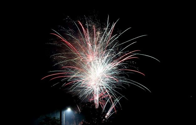 UNK hosting fireworks show  Friday evening