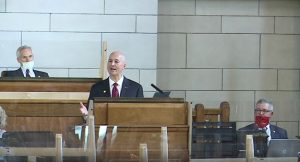 Ricketts asks Legislature to focus on property tax relief
