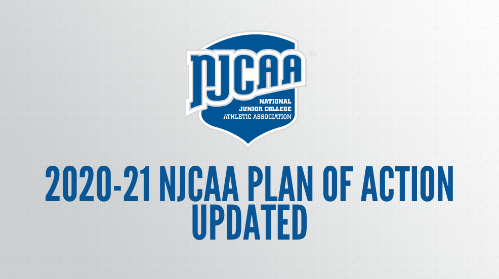 NJCAA moves most fall sports to spring, basketball to start in January