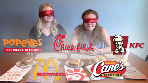 Chicken Sandwich Showdown | Friday Five | July 10, 2020