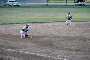 Rebels Sweep Blacksox