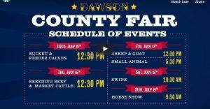 WATCH LIVE: Dawson County Fair | Horse Show