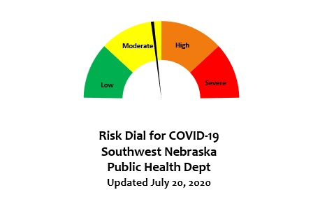 (AUDIO)Record number of new cases of COVID-19 in Southwest Nebraska