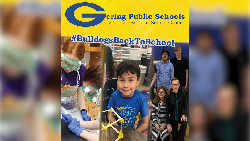 Gering Public Schools Releases Fall In-Classroom Plans