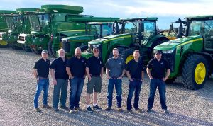 John Deere dealer supports Northeast's Nexus project