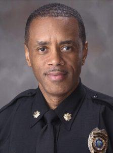 (Audio) Ramzah named University of Nebraska at Lincoln's next police chief