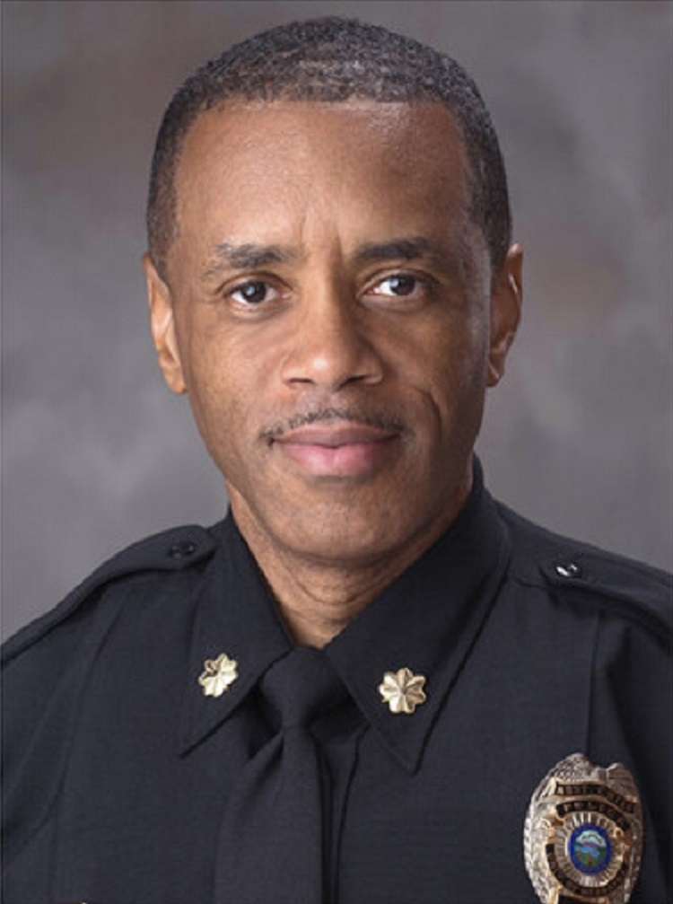 (Audio) Ramzah named University of Nebraska at Lincoln's next police chief