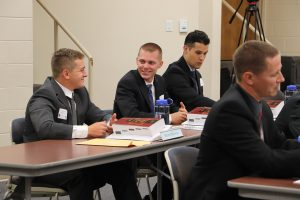 State Patrol Begins 63rd Basic Recruit Camp