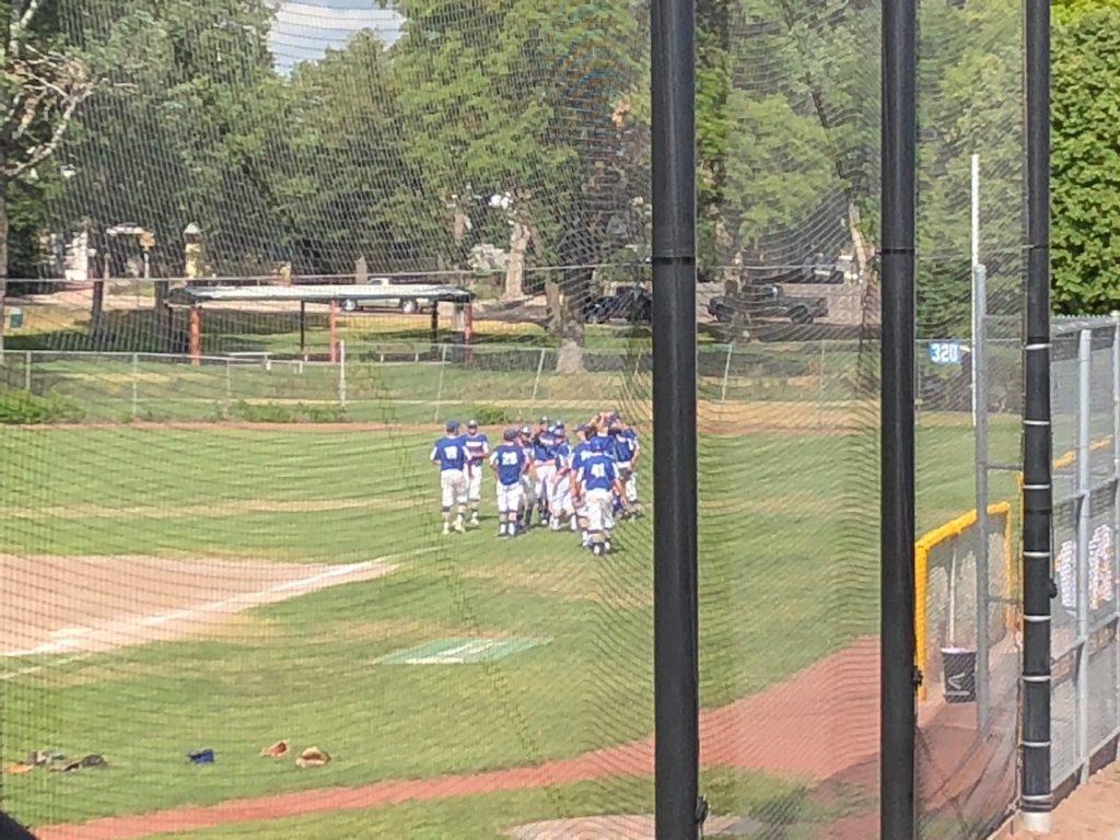 (Audio) Gering Legion baseball closes season in style
