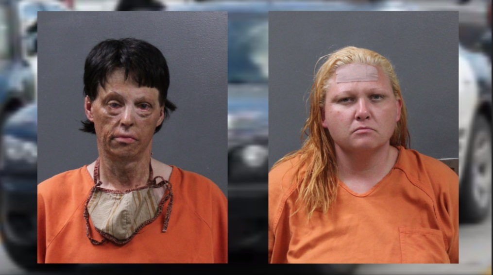 Crawford Duo Charged With Possession of More than 140 Grams of Meth