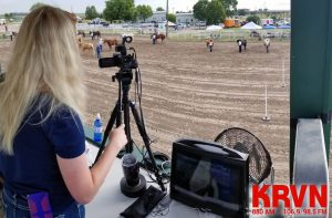 KRVN partners with local fairs to bring livestock shows to the big screen