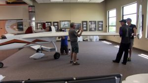 Airplane Inside Airport Terminal Could Become Permanent Static Display