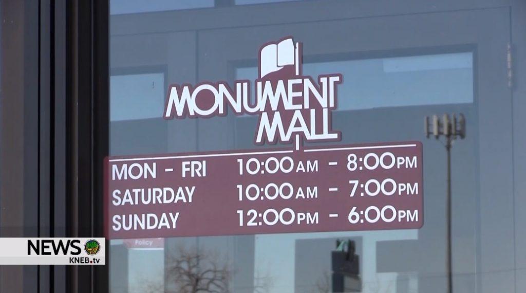 Scottsbluff's Monument Mall Rebranded To 'Uptown Scottsbluff'