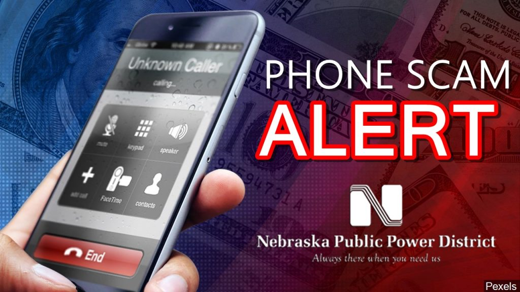 NPPD Reporting Scam Calls in Scottsbluff, Chadron Areas