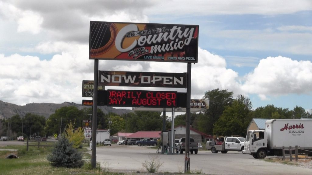O.T. Roadhouse in Gering to Close Until Aug 6th as Increased Precaution