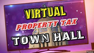 Western Nebraska Virtual Property Tax Town Hall Monday